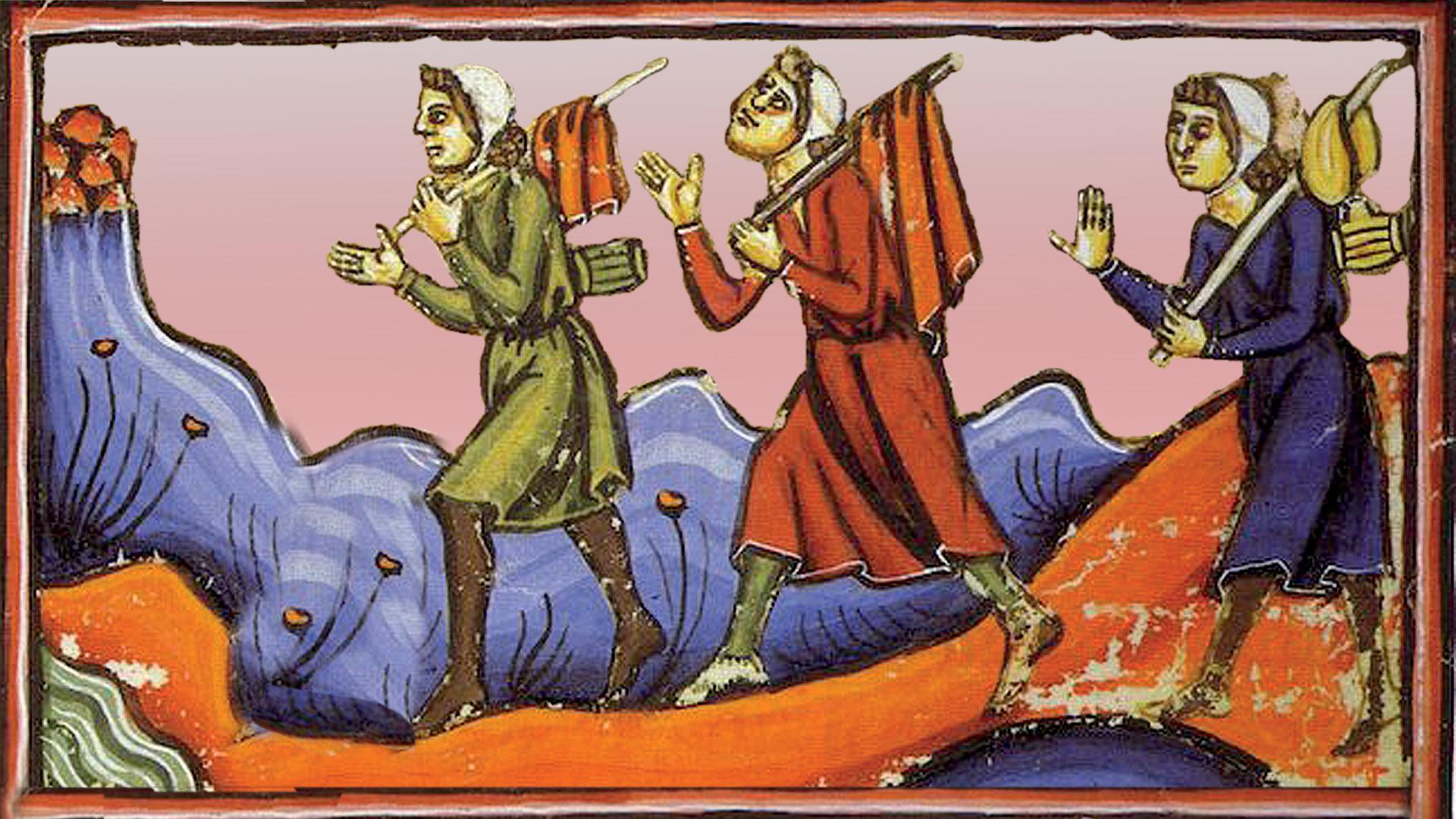 Ventesima puntata. Il pellegrinaggio nel Medioevo