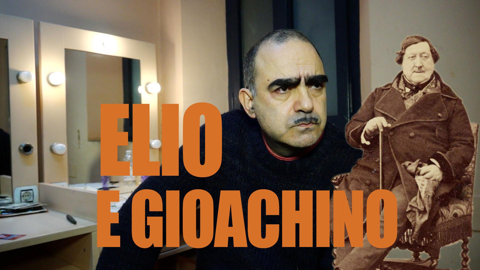 Cinquantunesima puntata. Elio e Gioachino Rossini