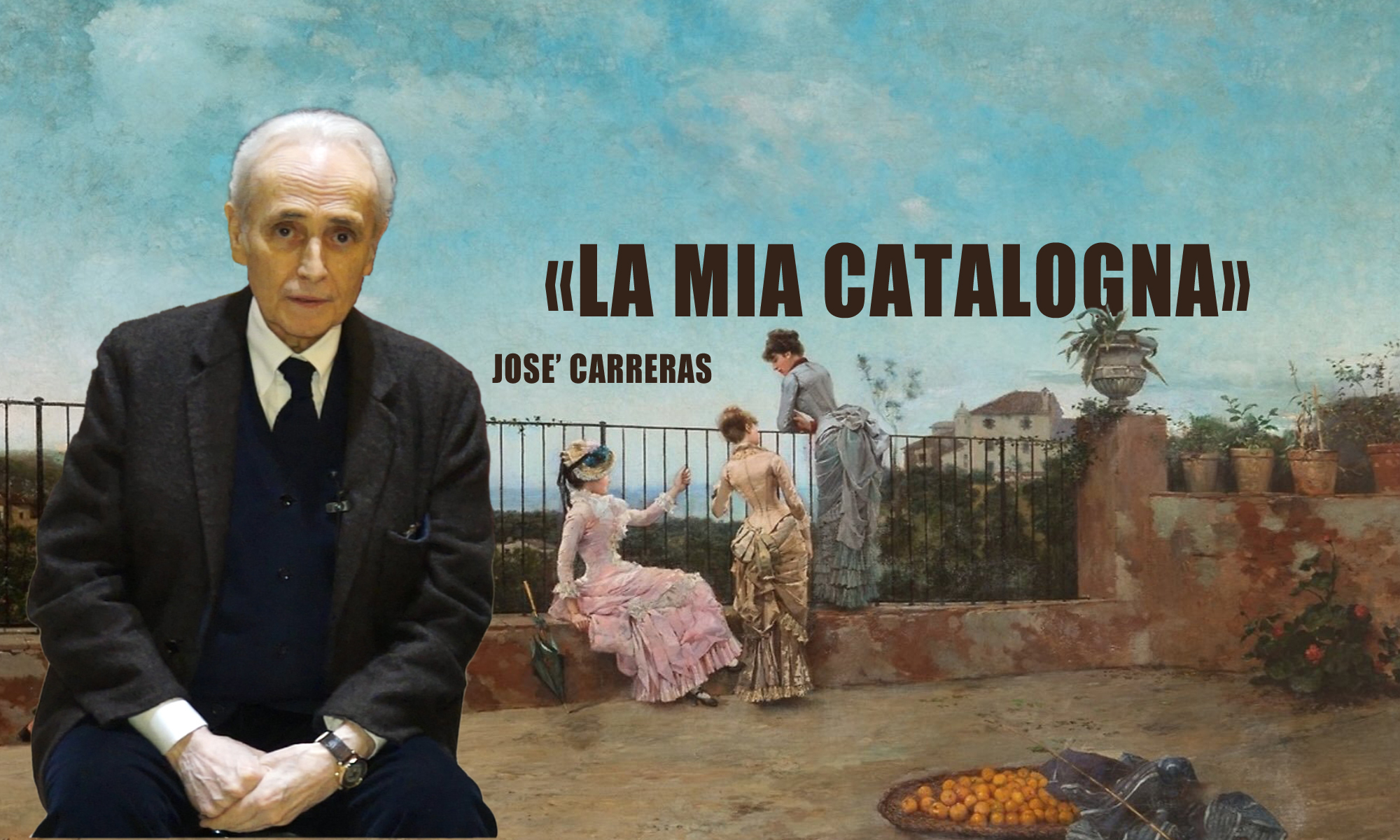"José Carreras: ""Noi catalani"""