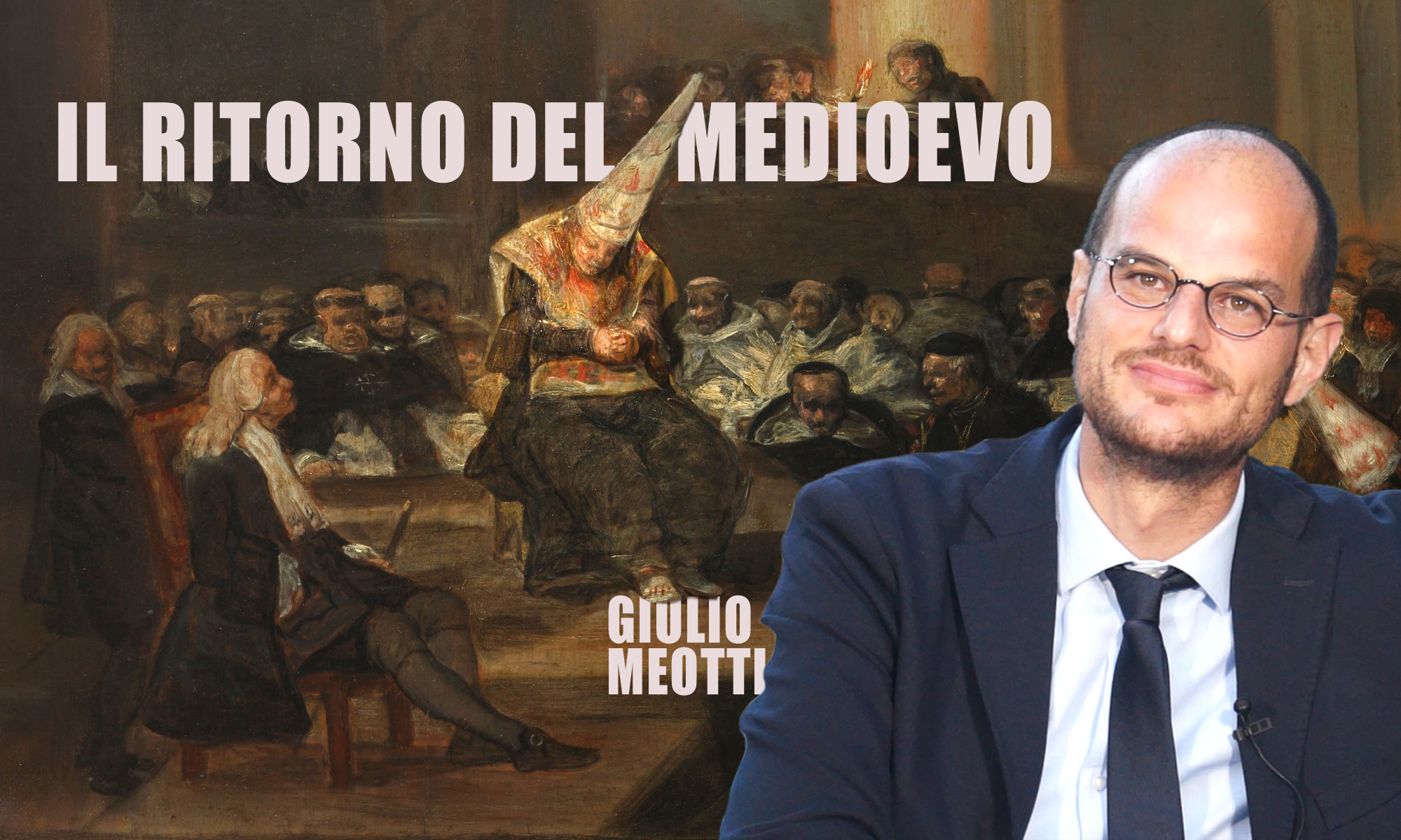 Giulio Meotti: «Il Medioevo che torna»