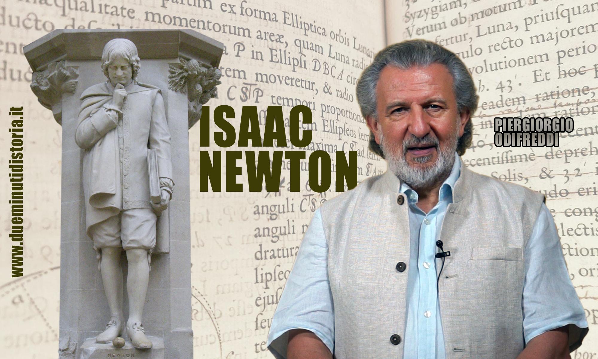 Odifreddi: «Newton e il tempo sprecato»