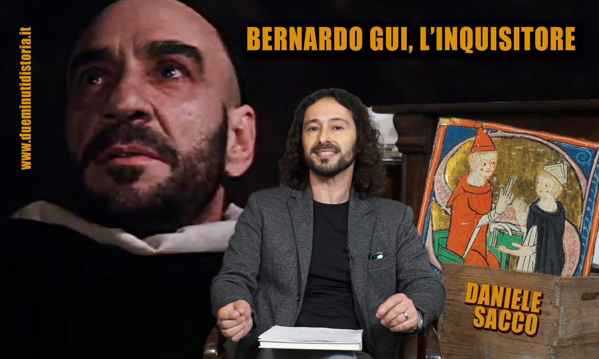 L'inquisitore Bernardo Gui