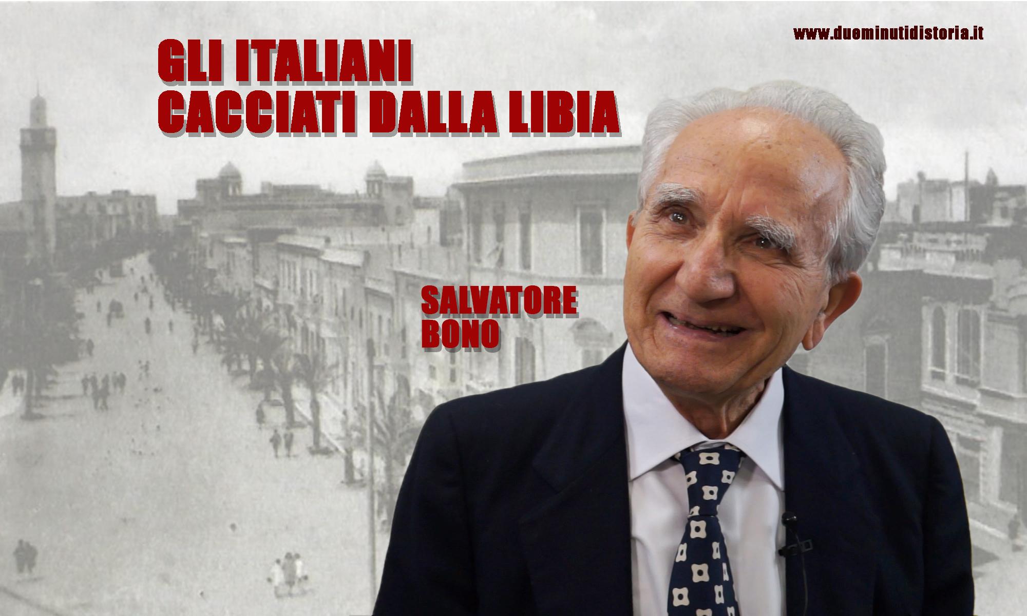 Gli italiani cacciati dalla Libia