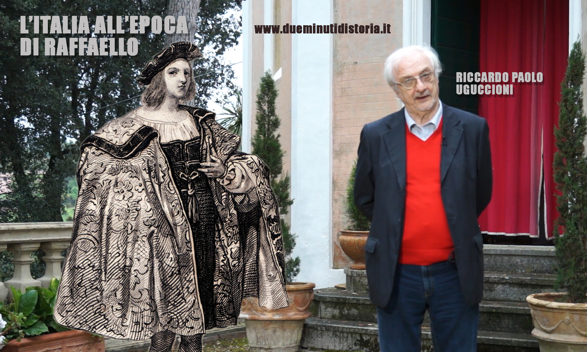 L'Italia all'epoca di Raffaello
