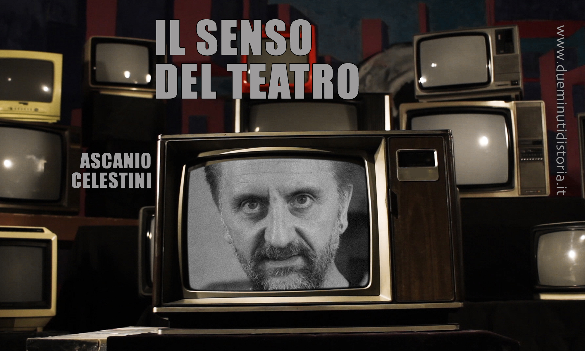 Ascanio Celestini, il senso del teatro
