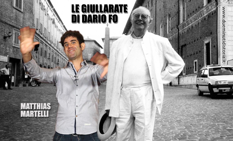 Le giullarate di Dario Fo
