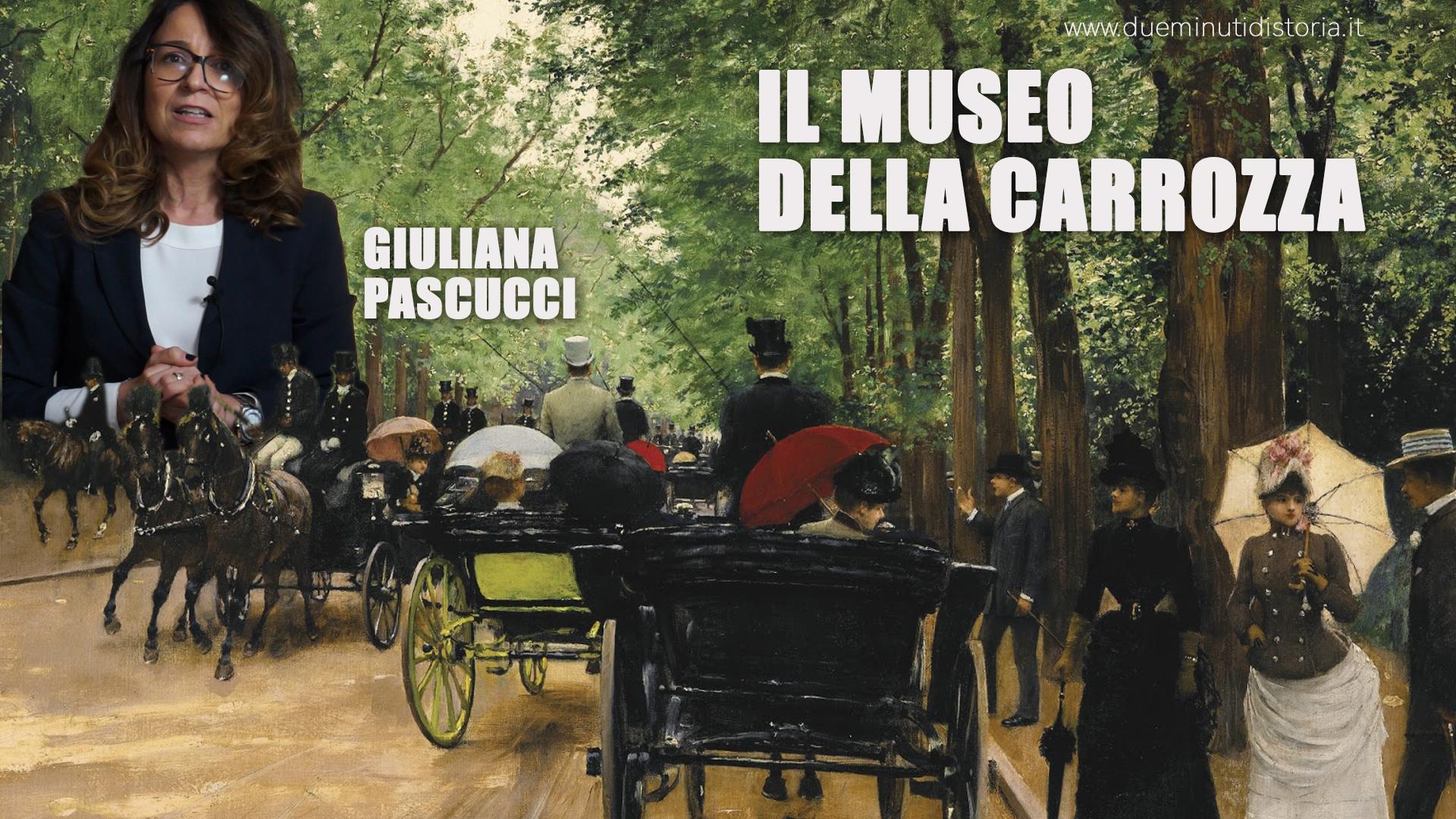 Il Museo della Carrozza