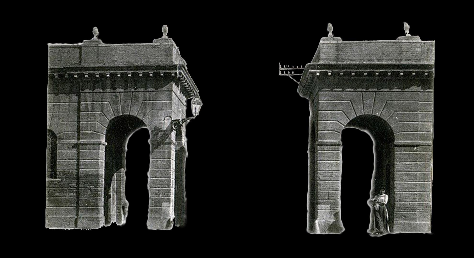Sesta puntata. L'abbattimento delle antiche mura cittadine