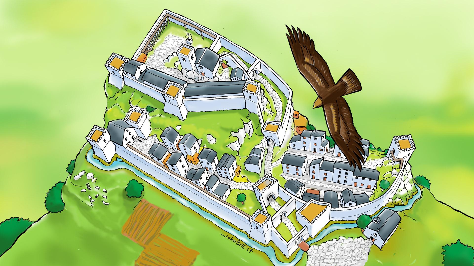 La storia dei Montefeltro / Monte Copiolo, dove tutto ebbe inizio