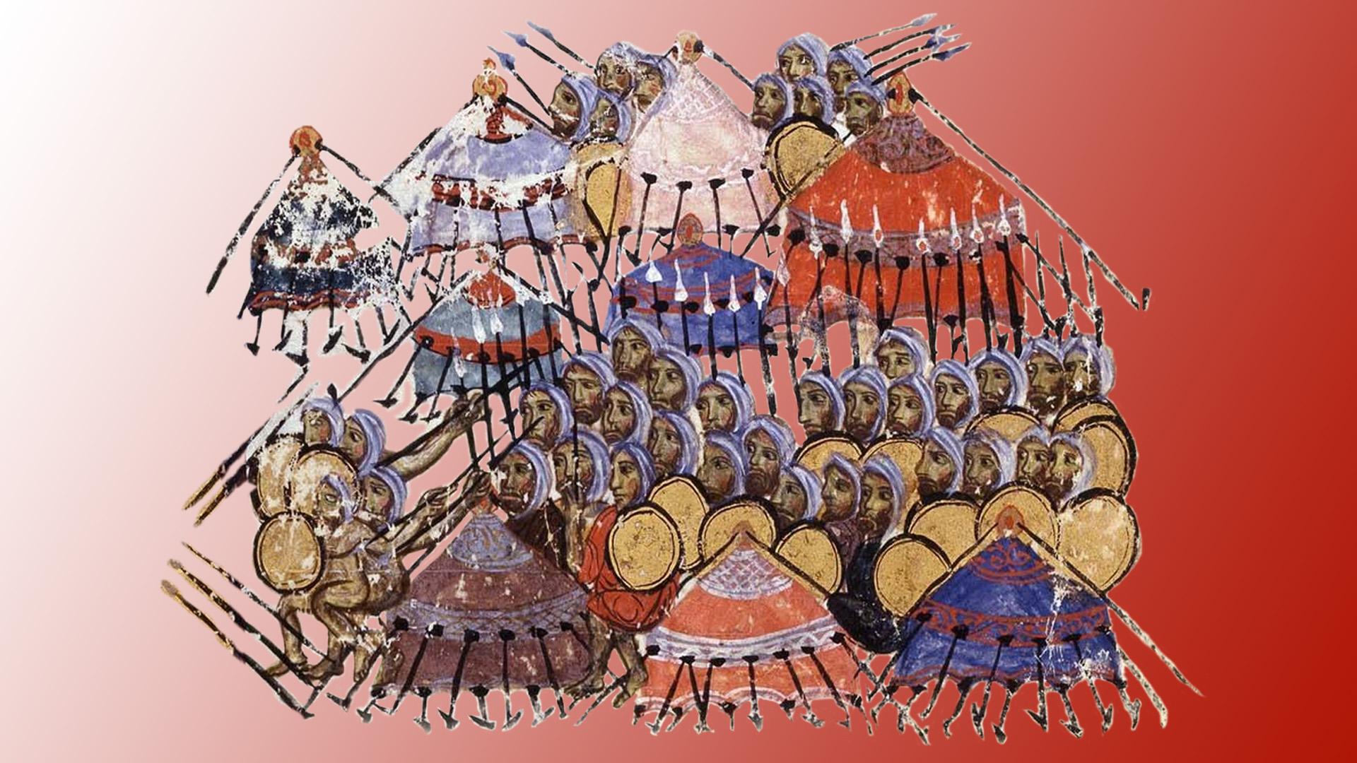 Trentottesima puntata. I bizantini, difensori d'Europa
