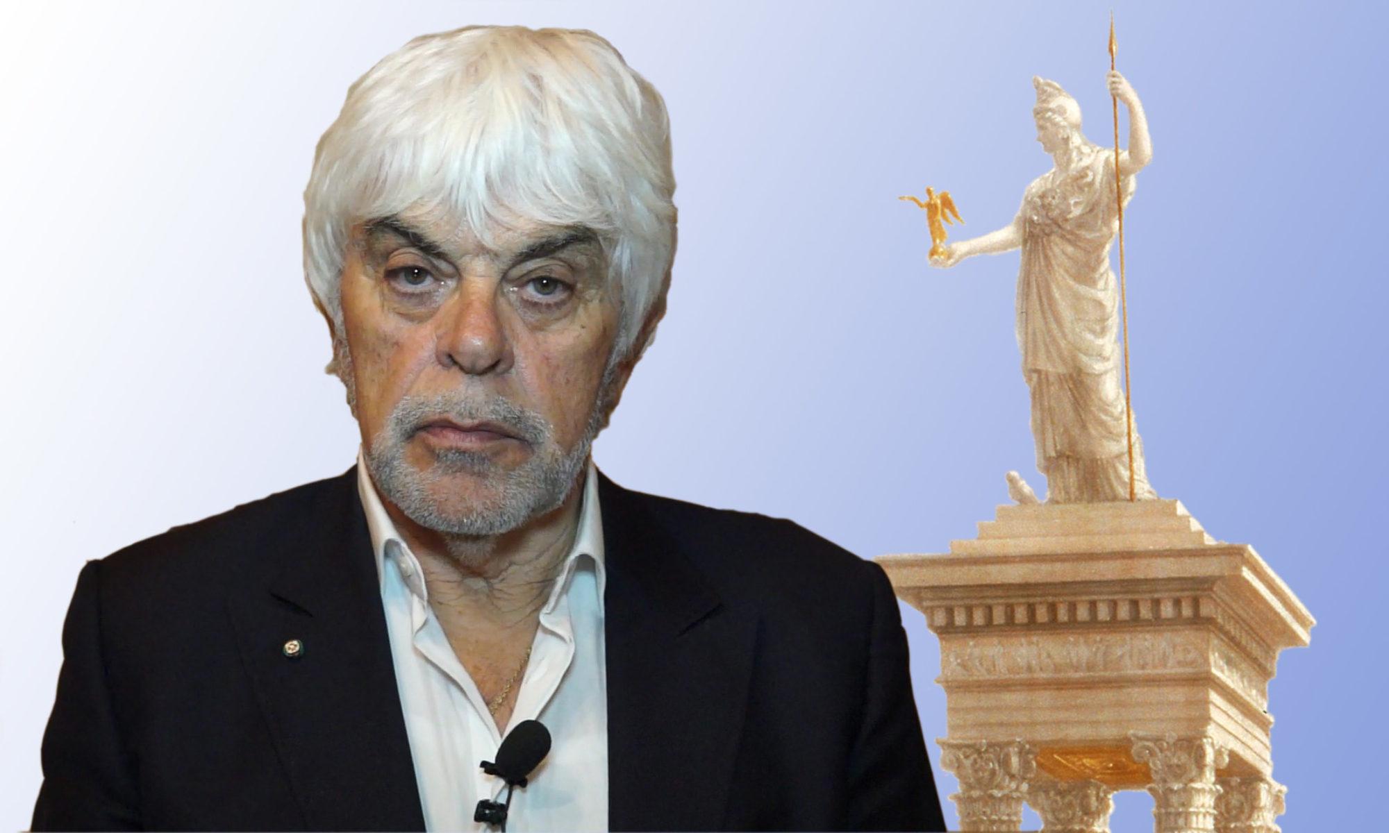 "Quarantaseiesima puntata. Valerio Massimo Manfredi: ""La fine del paganesimo"""