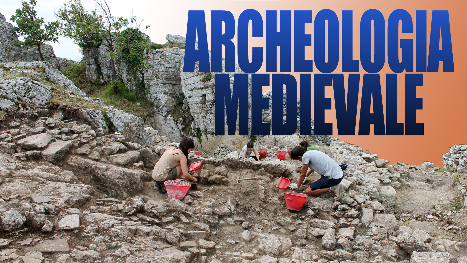 Cinquantesima puntata. Archeologia medievale, grande risorsa per l'Italia