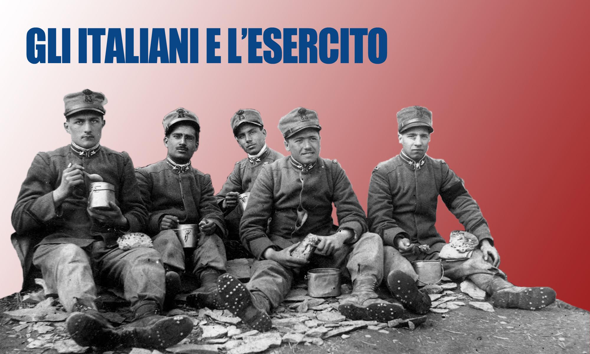 Sessantesima puntata. Gli italiani e l'Esercito