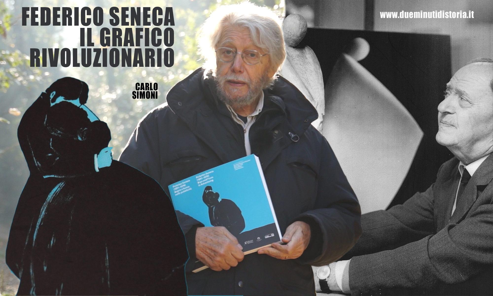 Federico Seneca, il grafico rivoluzionario