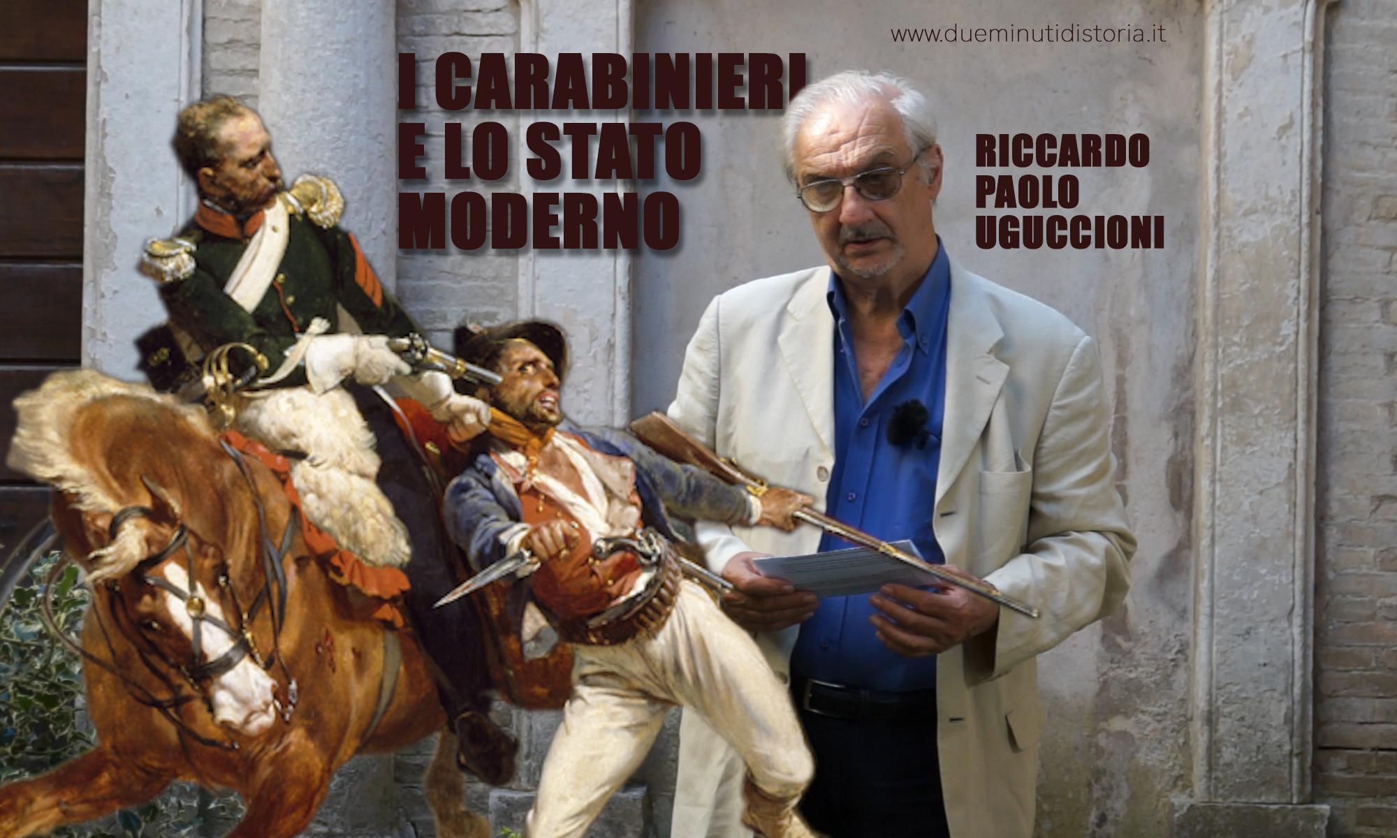 I Carabinieri e lo Stato moderno