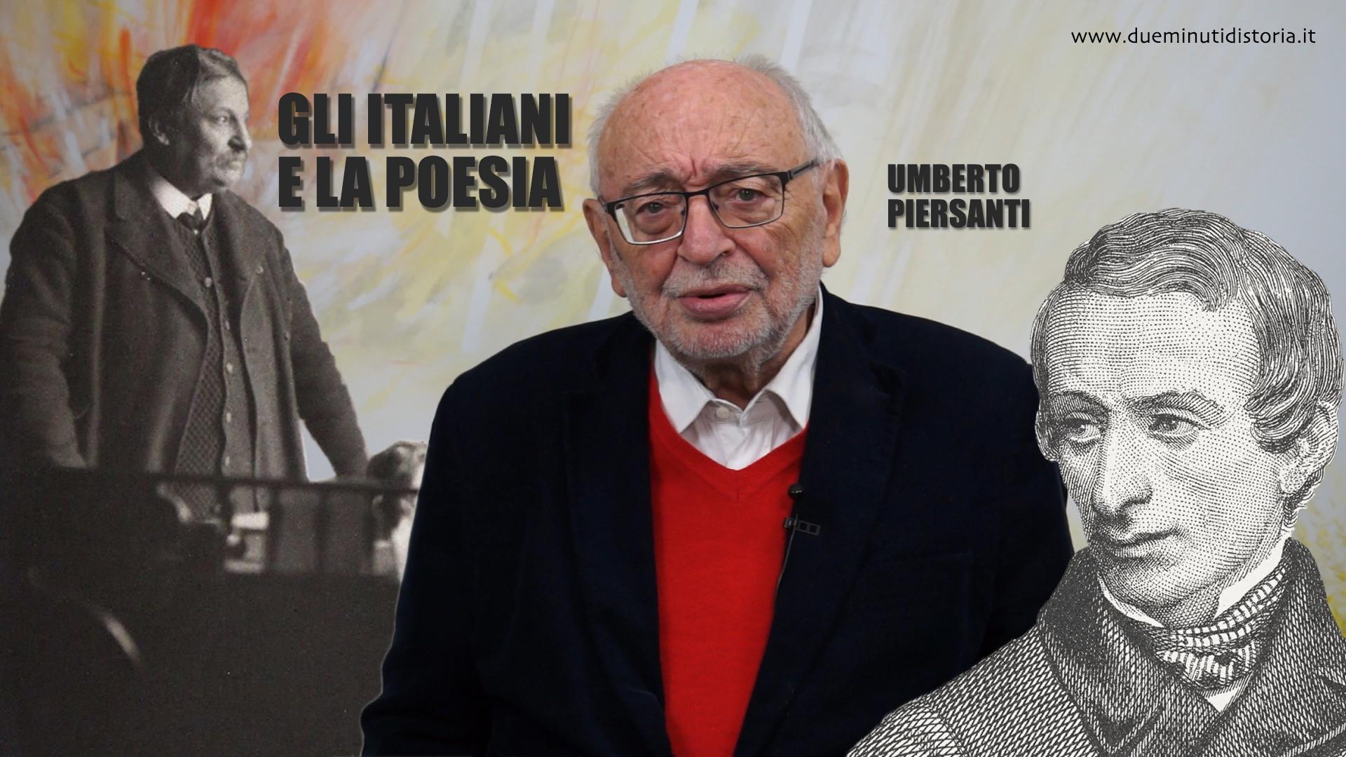 Gli italiani e la poesia