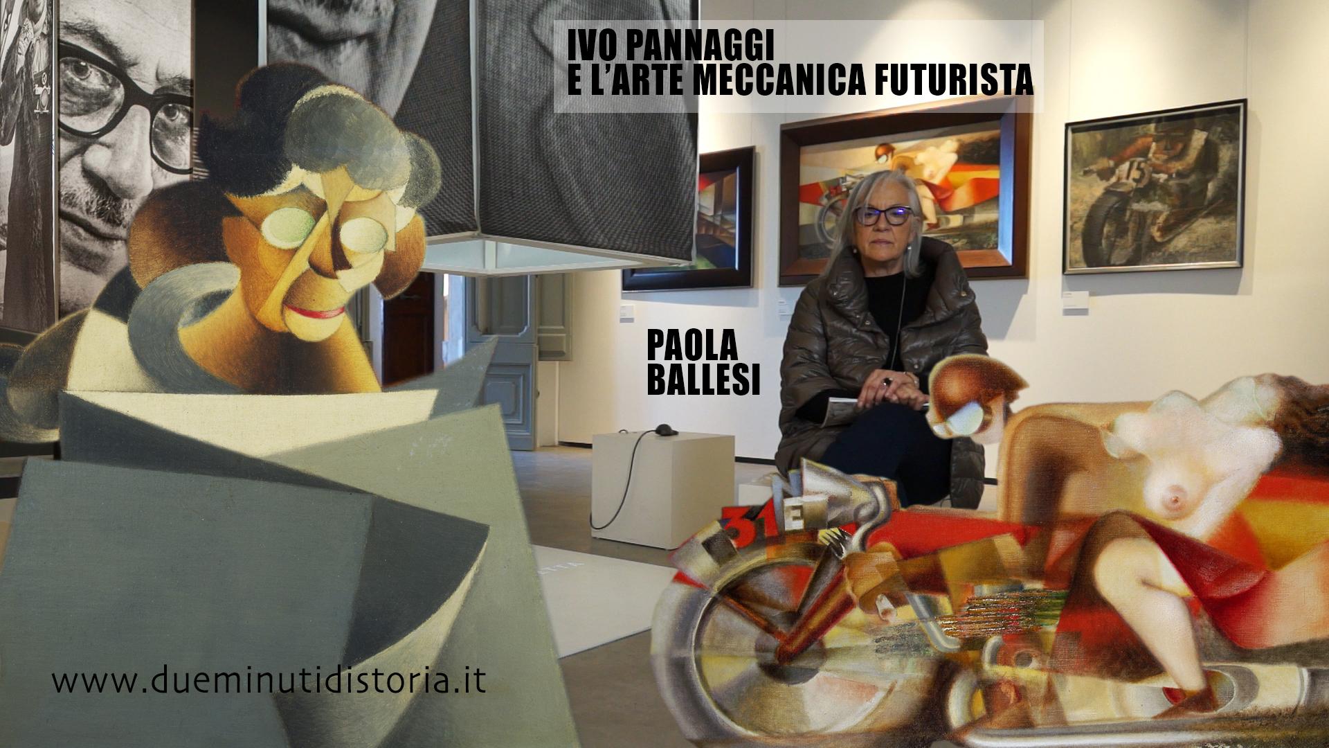Ivo Pannaggi, l'arte meccanica futurista