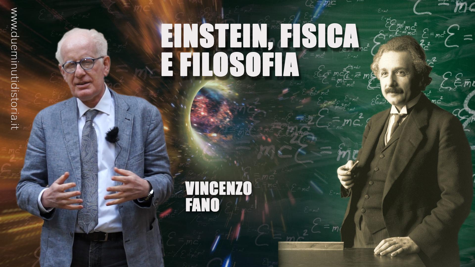 Einstein, fisica e filosofia