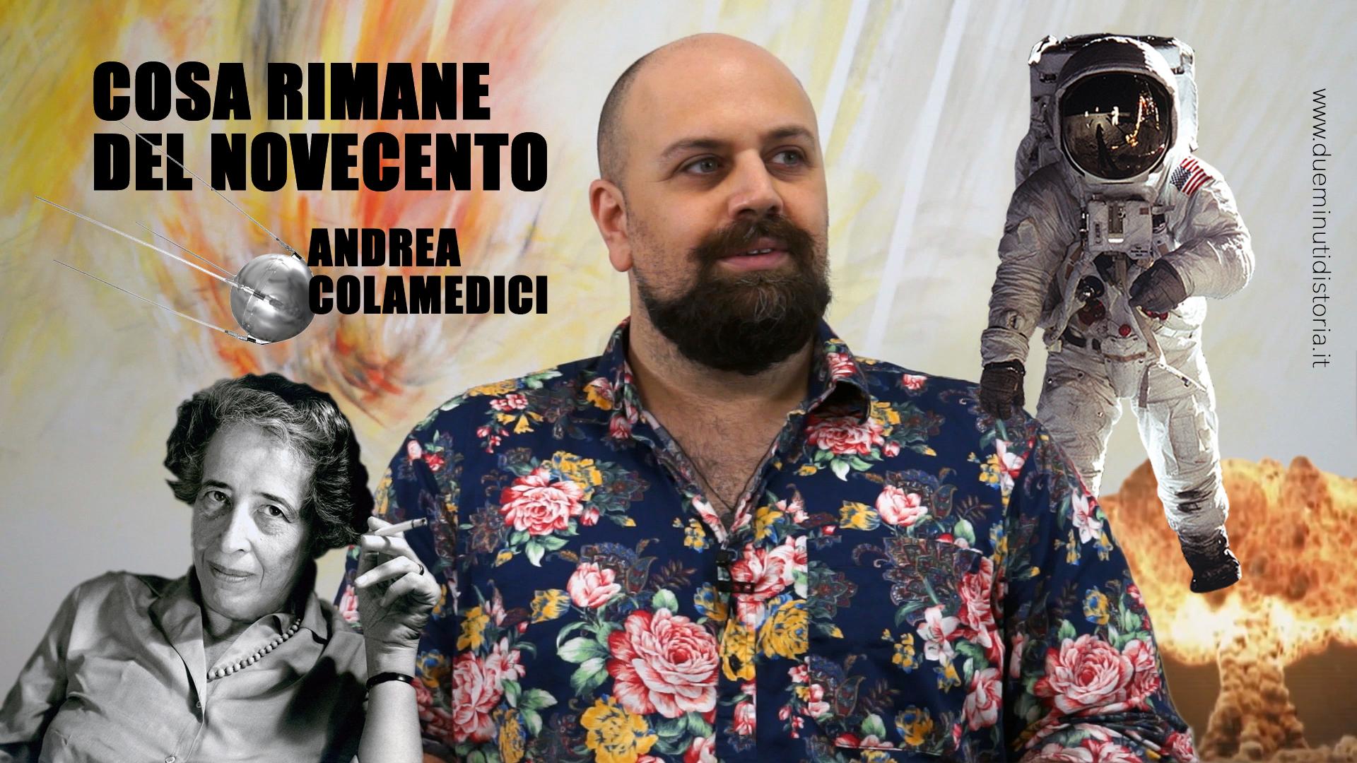 Andrea Colamedici, cosa rimane del Novecento